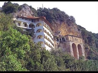 Ηλεία: Εορτάζει στις 23 Αυγούστου η Ιερά Μονή Σεπετού - Μυρώνια Ηλείας